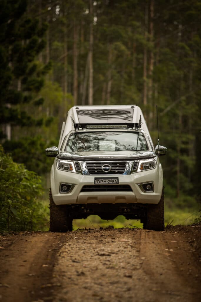 Pursuit, Sherpa & Rooftop Campers - BRS Offroad