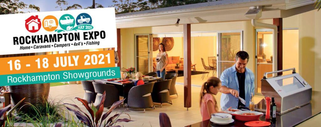 Rockhampton Expo Caravans, Campers, Boating, 4x4s