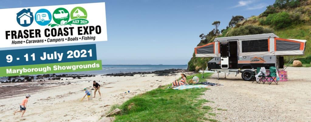 Fraser Coast Expo Caravans, Campers, Boating, 4x4s
